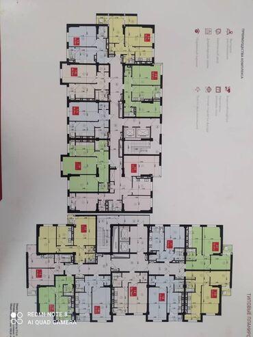 Продажа квартир - Бронированные двери - Бишкек: Продается квартира: Элитка, Таш Рабат, 1 комната, 52 кв. м