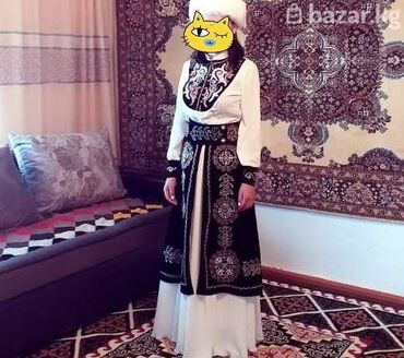 Кыргыз койнок. Платье на узатуу. Размер 44