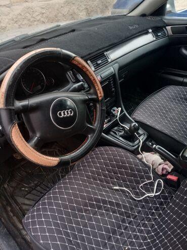 Audi A6 2.4 л. 2002