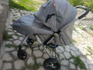 коляски-детские-бу в Кыргызстан: Детская коляска почти новая