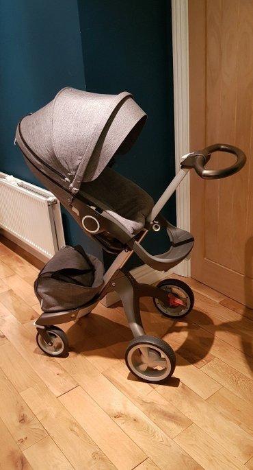 Bakı şəhərində Yeni Stokke Xplory V4 single stroller orijinal, möhürlənmiş qutuda