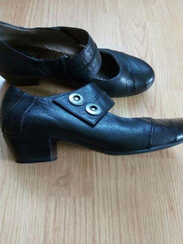 Ženska obuća   Bogatic: Kozne cipele 38 broj. Kvalitetne i udobne. Lepo ocuvane