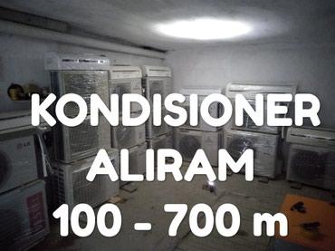 Bakı şəhərində Kondisioner alәram 100 - 700 man, qiymәti