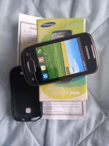 mini cooper бишкек in Кыргызстан | УНАА ТЕТИКТЕРИ: Samsung Galaxy Mini 2 | 1 ГБ | боз | Сенсордук, Документтери менен