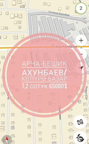Продам - Бишкек: Продам 7 соток Строительство