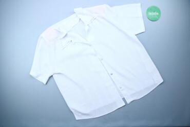 1537 объявлений: Жіноча однотонна блуза, р. 4XL   Довжина: 63 см Ширина плечей: 47 см Д