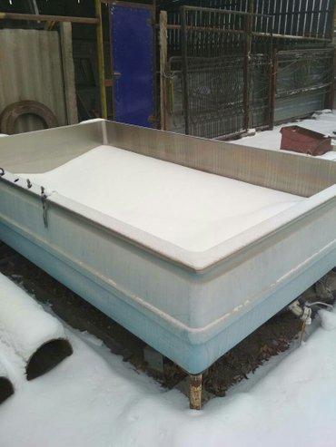 Холодильная установка для охлаждения молока. емкость2тонны. в Бишкек