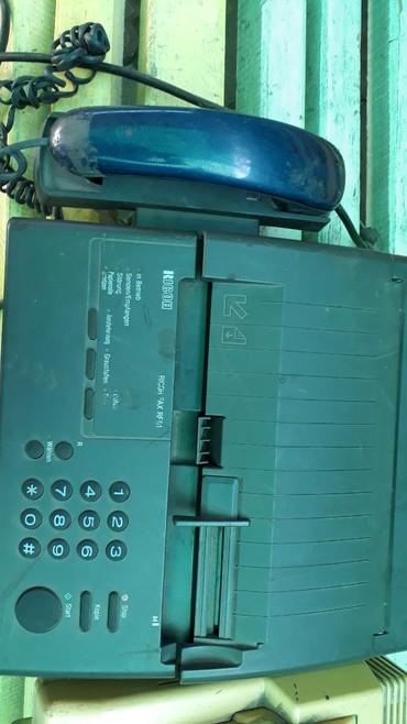 Телефонов факсов - Кыргызстан: Факс,принтэр,из,фрг