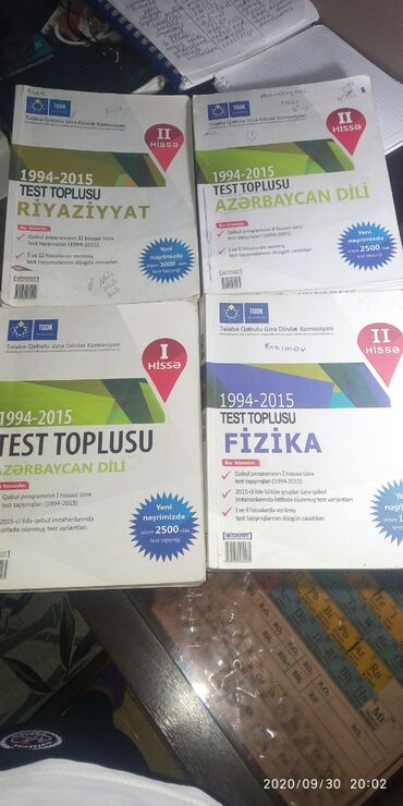 tqdk test toplusu в Азербайджан: Test toplusu 2015