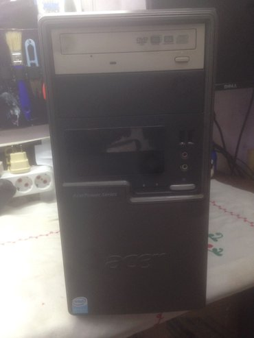 Intel pentium 4 3.00 ram 446 mb hdd 40 gb win xp asus case dwd rw в Баку
