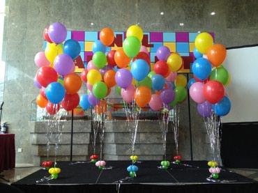Продаю гелиевые эксклюзивные шарики в Бишкек