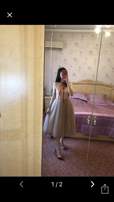 Платье фирмы Dixie (Италия). Размер XS ,только прокат (2) в Бишкек