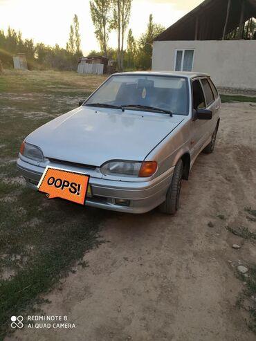 ВАЗ (ЛАДА) 2114 Samara 1.5 л. 2004 | 140 км
