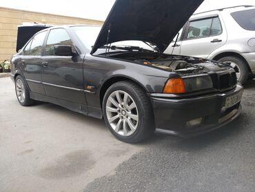 BMW - Qobu: BMW 320 2 l. 1993   416000 km