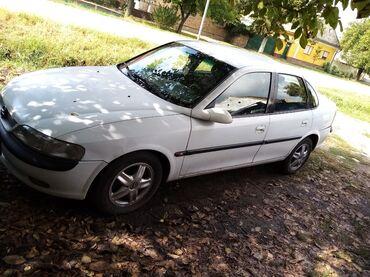 Manual - Srbija: Opel Vectra 1.7 l. 1998 | 250000 km
