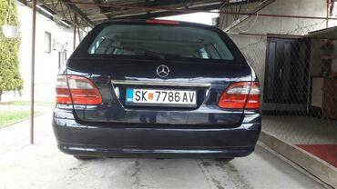 Mercedes-Benz E 220 2.2 l. 2005 | 255000 km