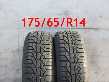 шины 175 65 r14 в Кыргызстан: Продаю Зимние Европейские Шины (Пара)Kleber. Krisalp HP2. 175/65/R14