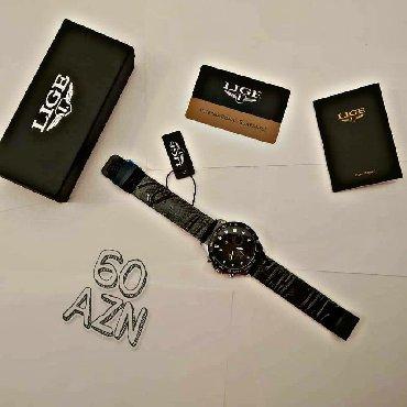 LIGE qol saatiModa dizaynı, 100% Yeni Brend, yüksək keyfiyyətli!