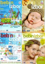 Časopis Bebin izbor - Novi Sad