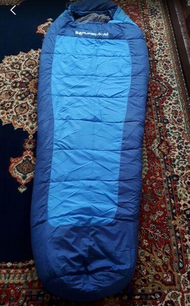 Спальный мешок (кокан).Зимний. Характеристики на фото. Покупателю