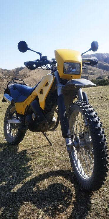 Продаю эндуро мотоцикл на номерах в хорошем состоянии. Цена 70 000сом