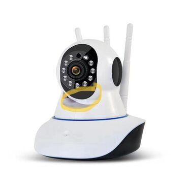 3 Antena 2 Mp Wifi kamera 16 GB Mikrokart Online müşahidəüstündə