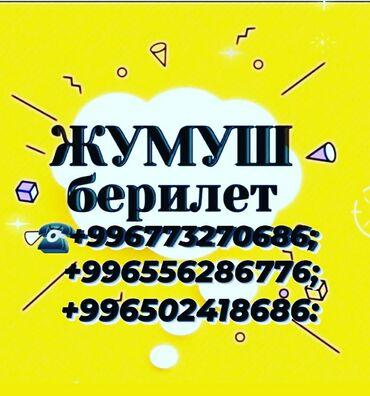 жер уйдон квартира берилет ош in Кыргызстан | БАТИРЛЕРДИ УЗАК МӨӨНӨТКӨ ИЖАРАГА БЕРҮҮ: Кампа башчысынын жардамчысы. Тажрыйбасыз