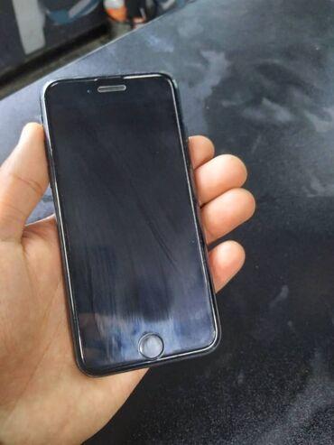 айфон 7 цена in Кыргызстан   APPLE IPHONE: IPhone 7   32 ГБ   Черный Б/У
