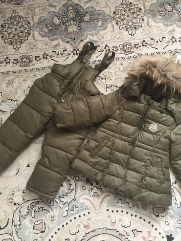 Куртка комбинезон на 3-4 годика