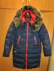Продаю зимнюю теплую куртку для девочки 10-13 лет. В отличном