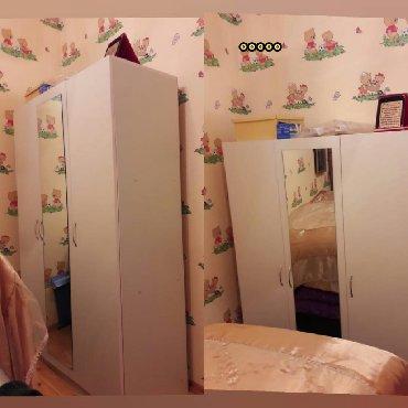 деревянная спальня в Азербайджан: °°3 qapili dolab Yeni kimidir Qiymət:160 m