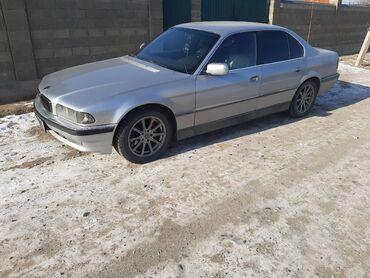 Кулиева жалап кыздар - Кыргызстан: BMW 7 series 2.8 л. 1996