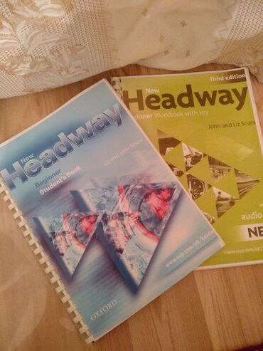 Спорт и хобби - Джал мкр (в т.ч. Верхний, Нижний, Средний): Headway  Английский язык