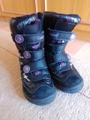 Dečije Cipele i Čizme - Nova Pazova: Nepromocive cizmice za devojcice, velicina 31