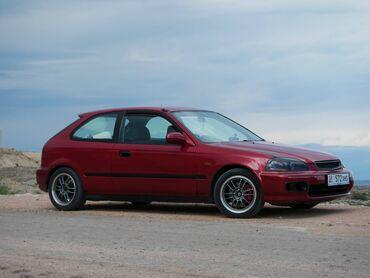 Honda Civic 2.4 л. 1998 | 90000 км