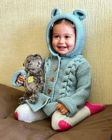 Детский мир - Масаллы: Toxunma jaket sifarişle toxuyuram .çatdirilma poçt ile her yere