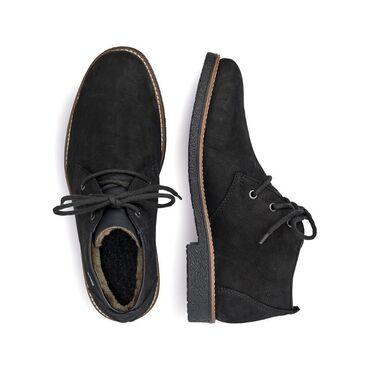 только верх в Кыргызстан: Мужские ботинки от популярного бренда Швейцарии Rieker. Верх выполнен