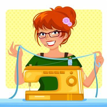 Швеи - Опыт работы: С опытом - Бишкек: Требуются швеи!Женская одежда Работа постояннаяЗарплата высокая