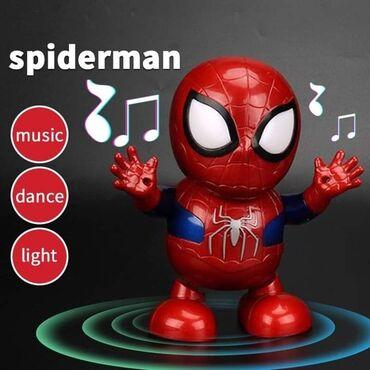 Melodika - Srbija: 1050dinDance Hero Spiderman Spajdermen koji igra (nekoliko vrsta igre