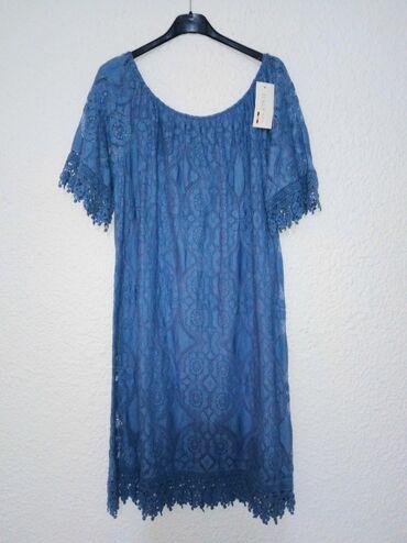 Haljine - Crvenka: Prelepa haljina nova Vel. M