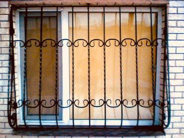 Решетка на окна.  в Бишкек