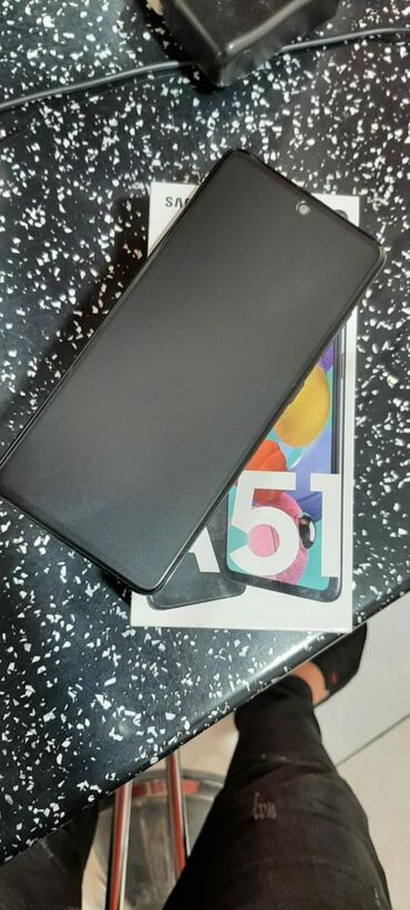 | Şamaxı: Novo Samsung A51 64 GB crno