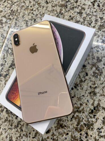 смартфон meizu m5s 16 gb gold в Кыргызстан: Б/У iPhone Xs Max 256 ГБ Золотой