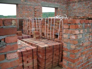 Кирпич кладка Пескоблок Пескоблок в Бишкек