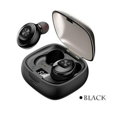 Telefoni mobilni - Srbija: Slušalice Bluetooth 5.0- novo,neotpakovano