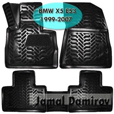 bmw x5 xdrive35d steptronic - Azərbaycan: BMW X5 E53 1999-2007 üçün poliuretan ayaqaltılar. Полиуретановые