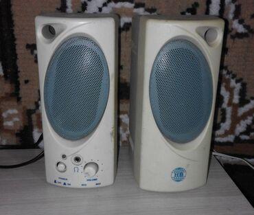 колонки бишкек in Кыргызстан | ДИНАМИКИ И МУЗЫКАЛЬНЫЕ ЦЕНТРЫ: Колонки для компьютера