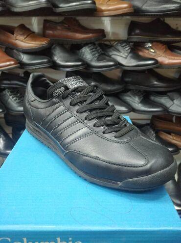 Женская обувь в Джалал-Абад: Adidas original натуральная кожа