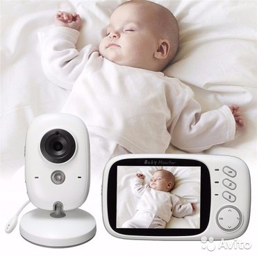 Видеоняня Smart Baby 605 позволяет в Бишкек