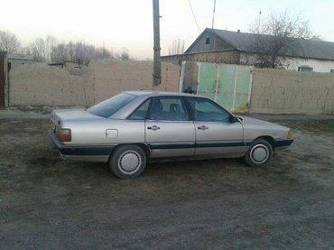 Audi 100Год 1986Объем 2 карбюратор Сост хорошие  4.зимние резины ак в Бишкек